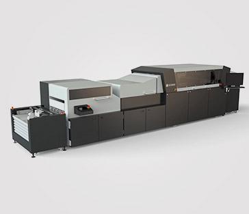 Press Release – Scodix Dimensional Coating and Foil Installation